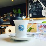 Aloalo Cafe店内