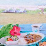 石垣産牛カレー[サラダ付] ¥1,300