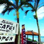cafe看板+あずま屋